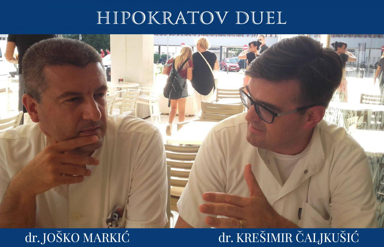 Hipokratov duel (4): Pretilost djece