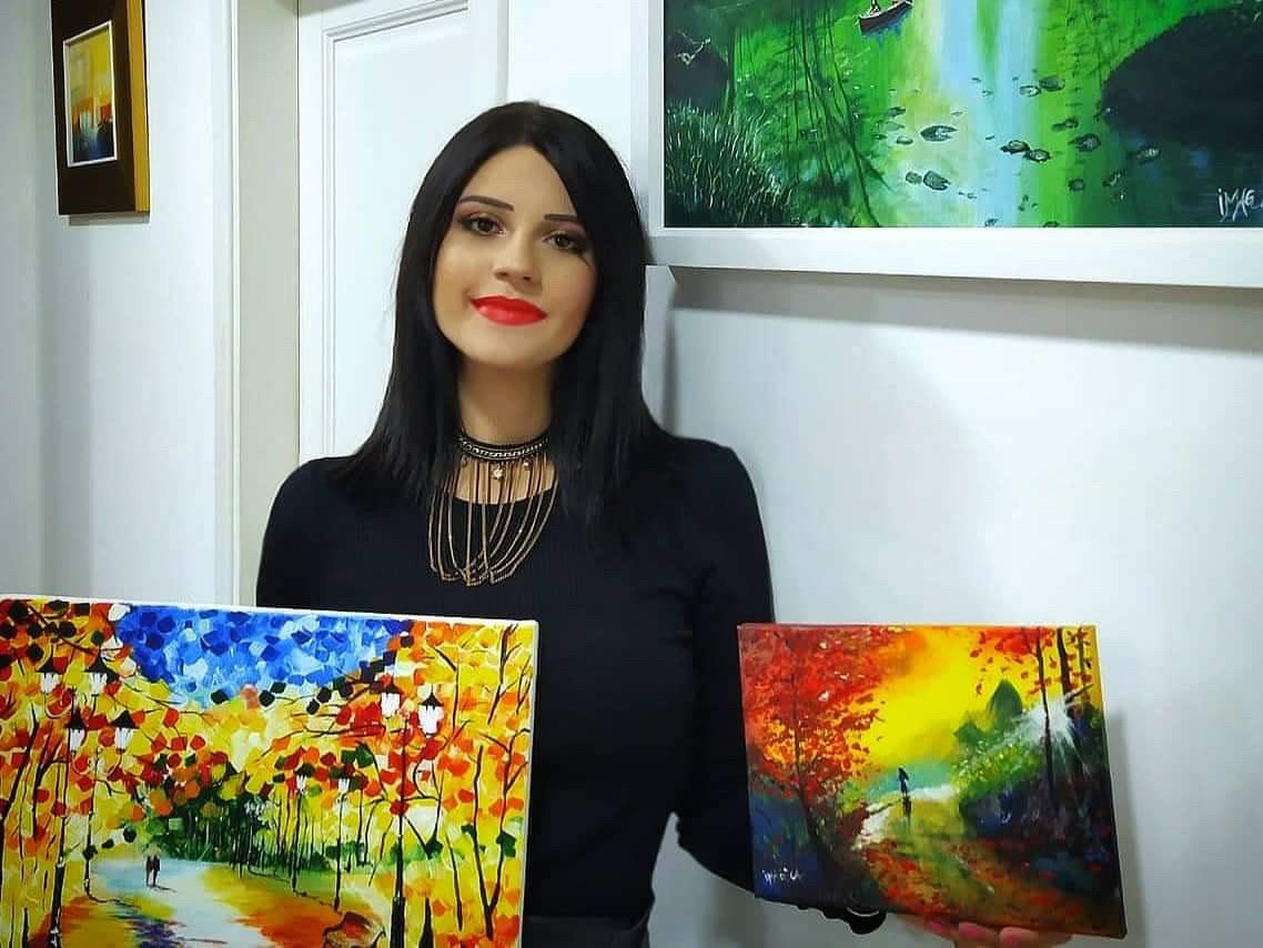 Ivona Maglica, medicinska sestra