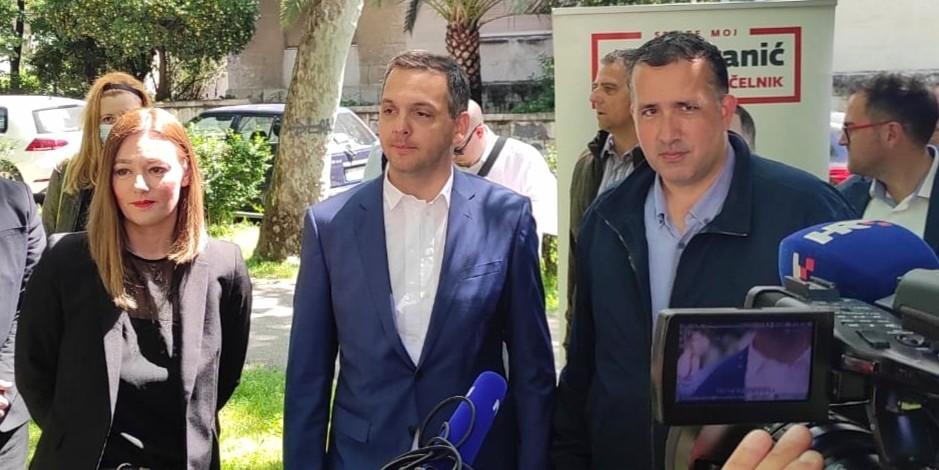 Ante Franić: Neumorno ću raditi za interese svih Splićanki i Splićana