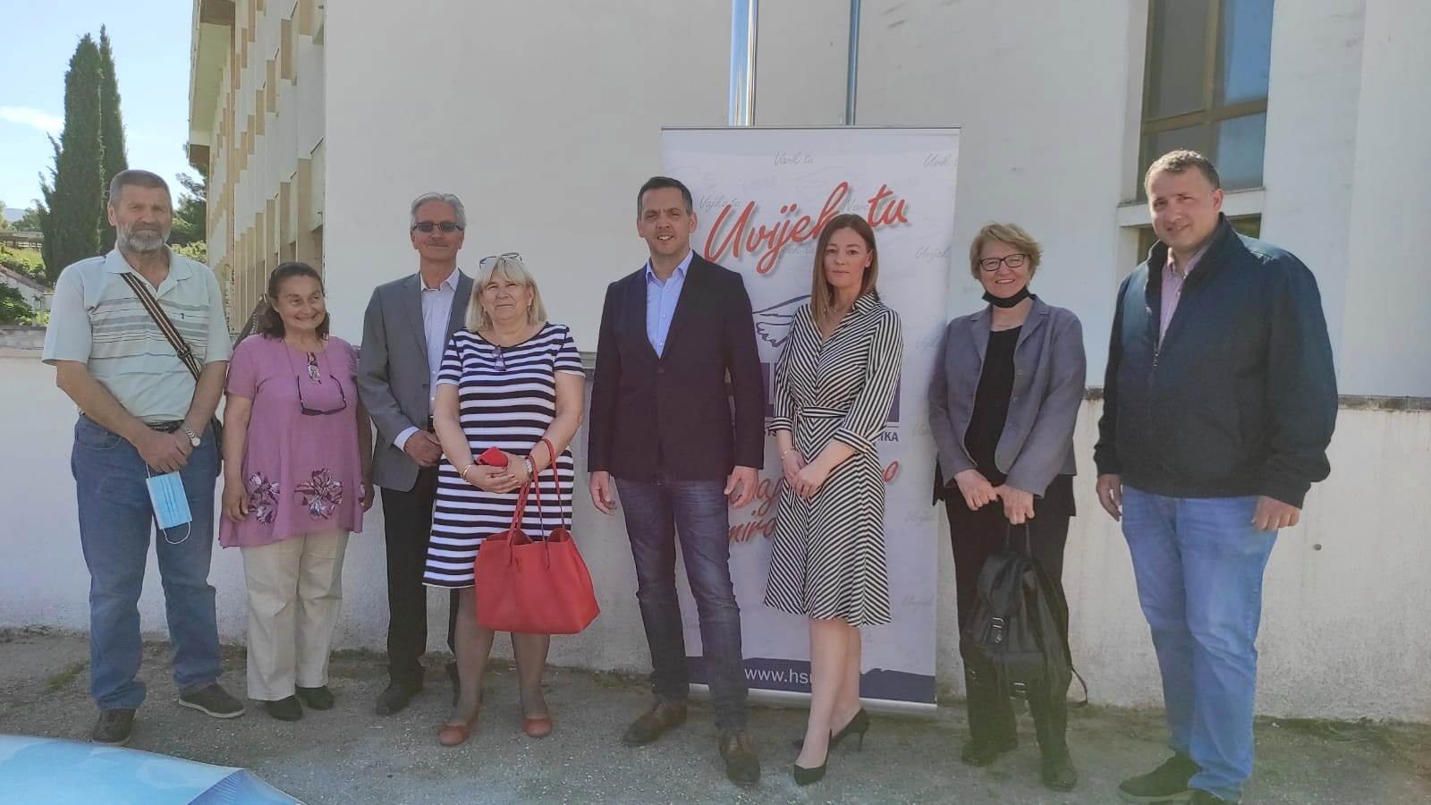 Ante Franić: Treba nam socijalni razvojni iskorak i moderni dom umirovljenika na Duilovu