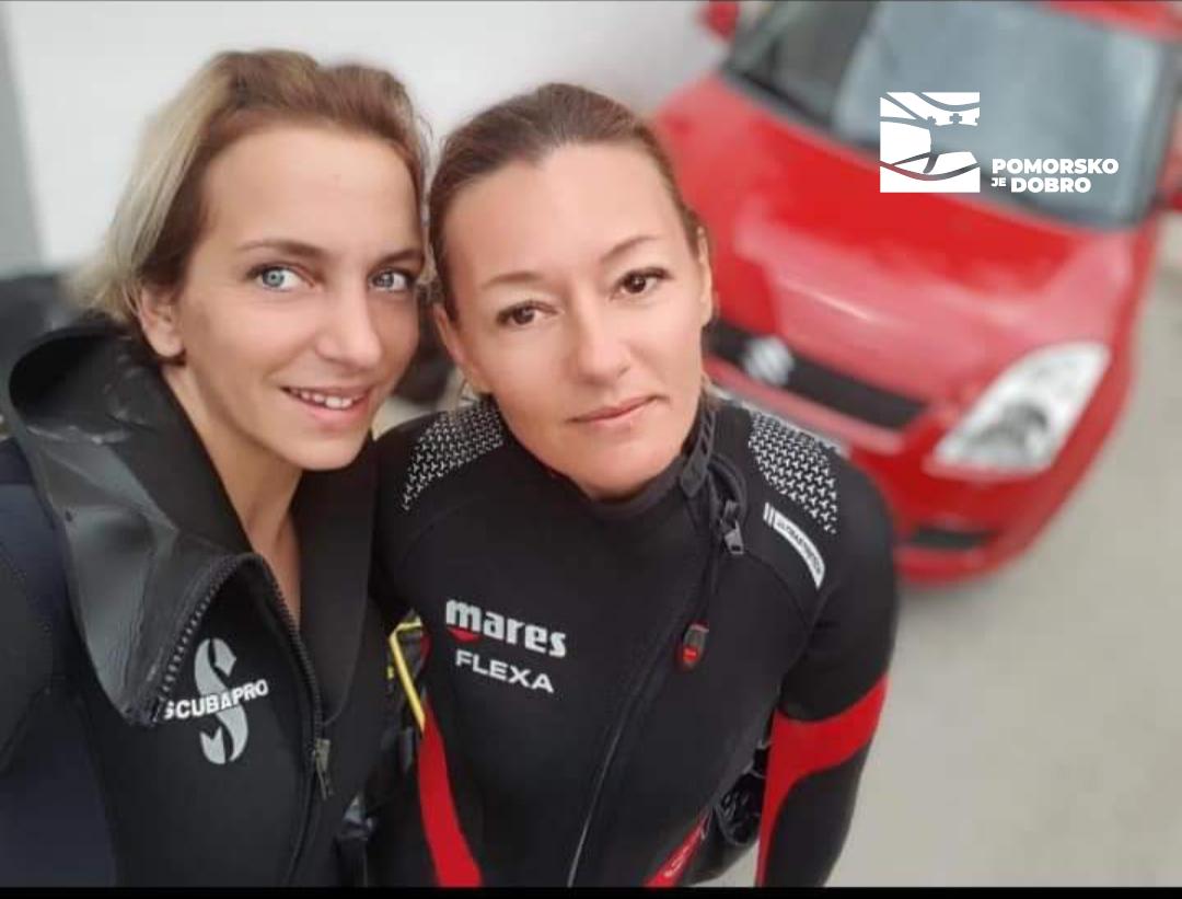 POMORSKO JE DOBRO Intervju: Eleonora Mandić, predsjednica Udruge Doktore, hitno!