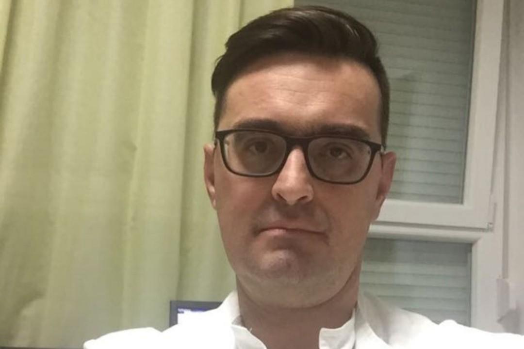 Mr. sc. Krešimir Čaljkušić, dr. med. specijalist neurolog, subspecijalist intenzivne medicine