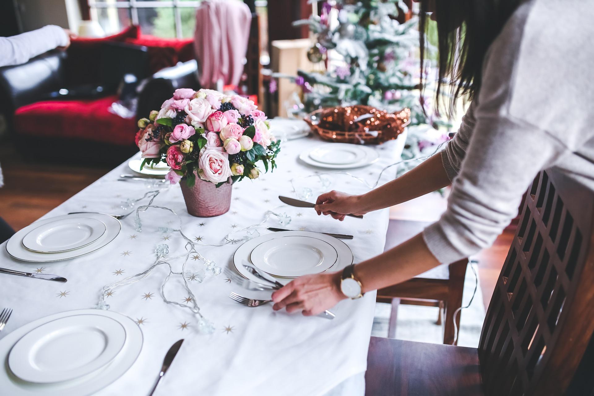 Vodič za serviranje stola